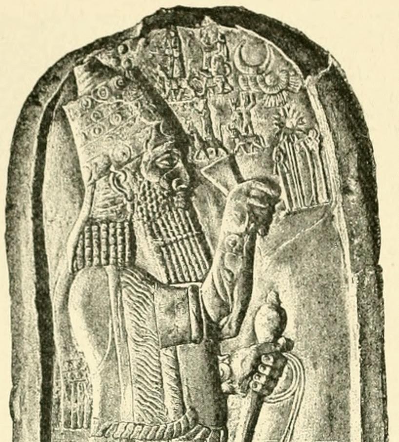 Asarhaddon – Wikipedie