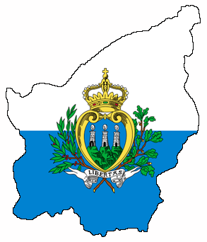 Файл:Flag-map of San Marino.png
