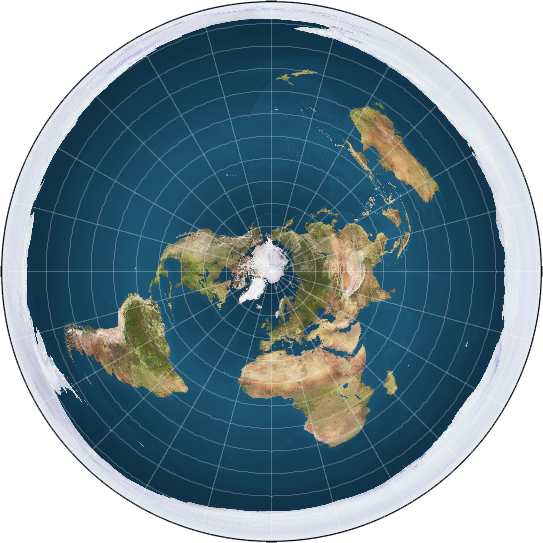 Bildresultat för flat earth
