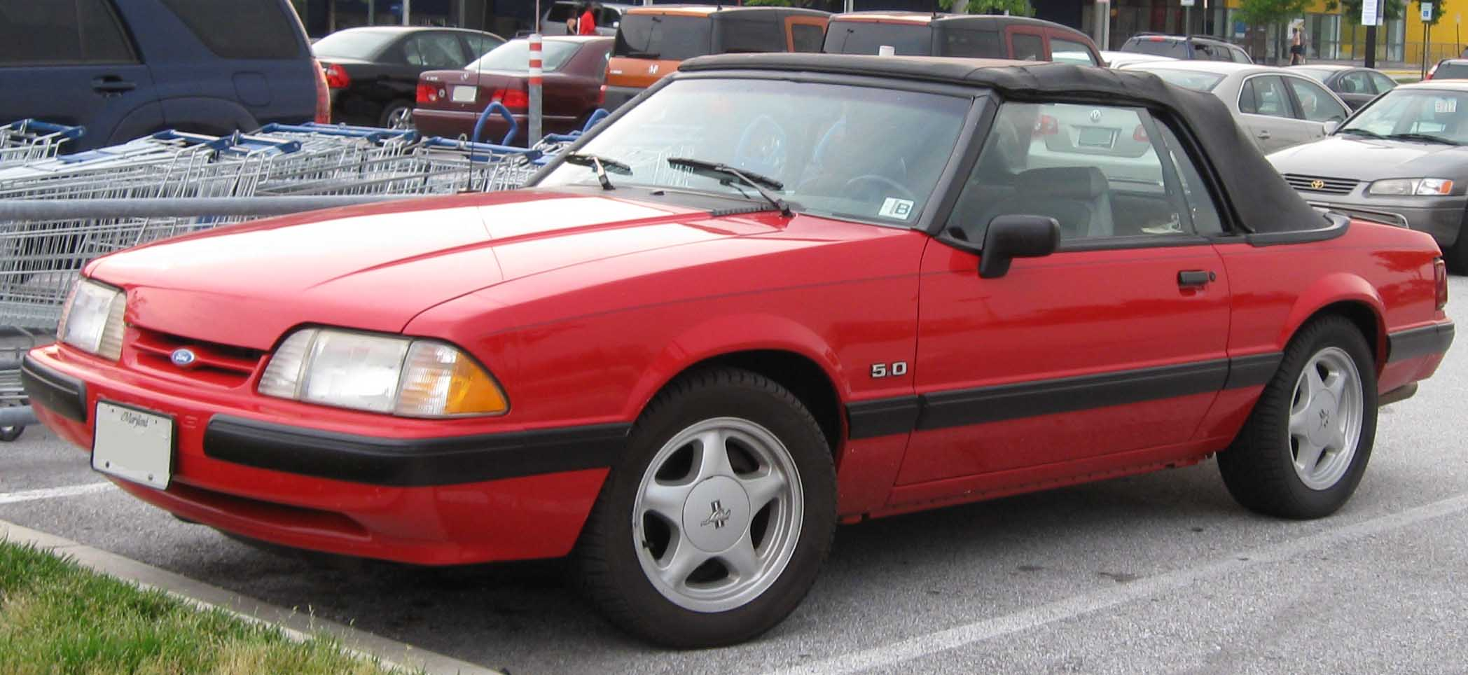Ford Mustang Third Generation Wikiwand