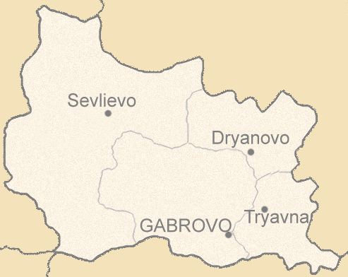 Dosya:Gabrovo Oblast map.png
