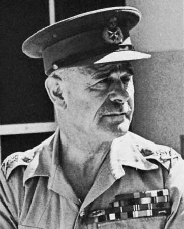 General Archibald Wavell