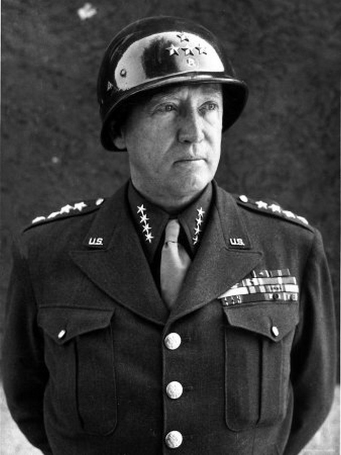 general george smith patton essay Henrik bering on fighting patton: george s patton jr through the eyes of his  enemies by harry yeide.