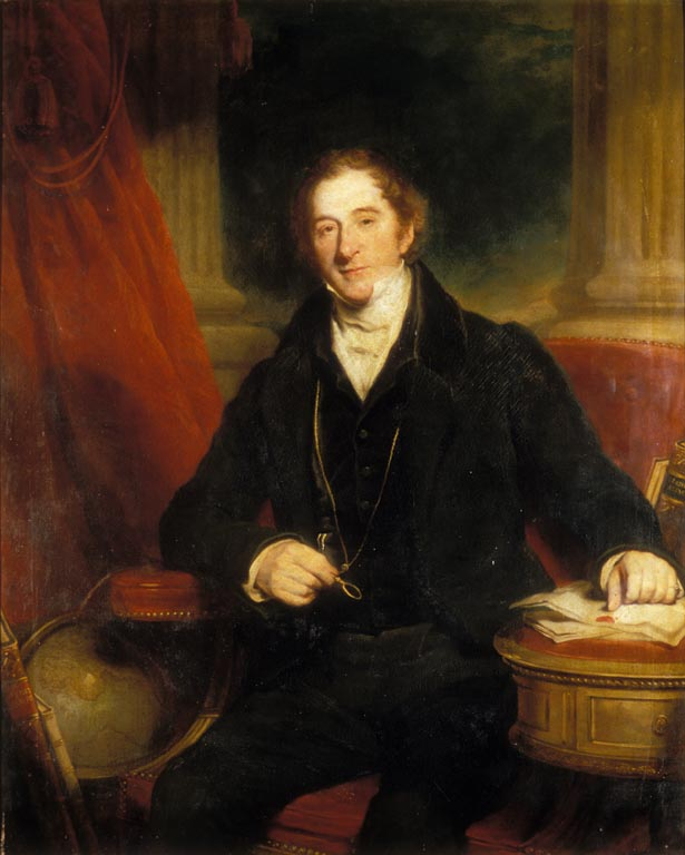 Sir George Thomas Staunton, 2nd Baronet.