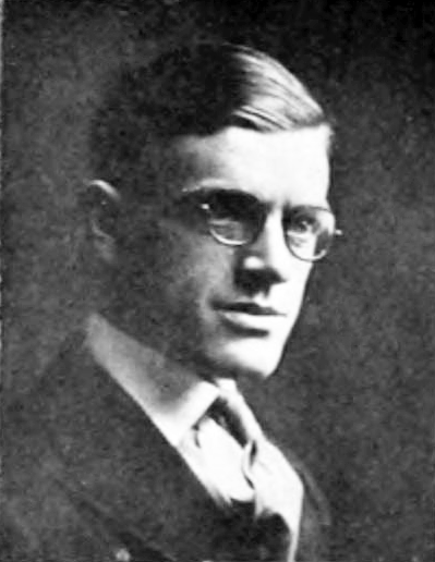 George S. Ballif in 1920