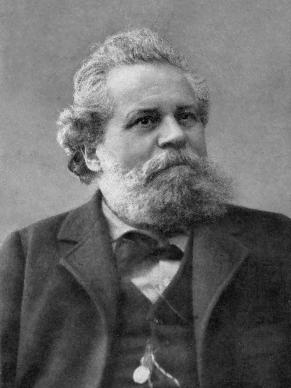 Giosuè Carducci, 1900 circa.