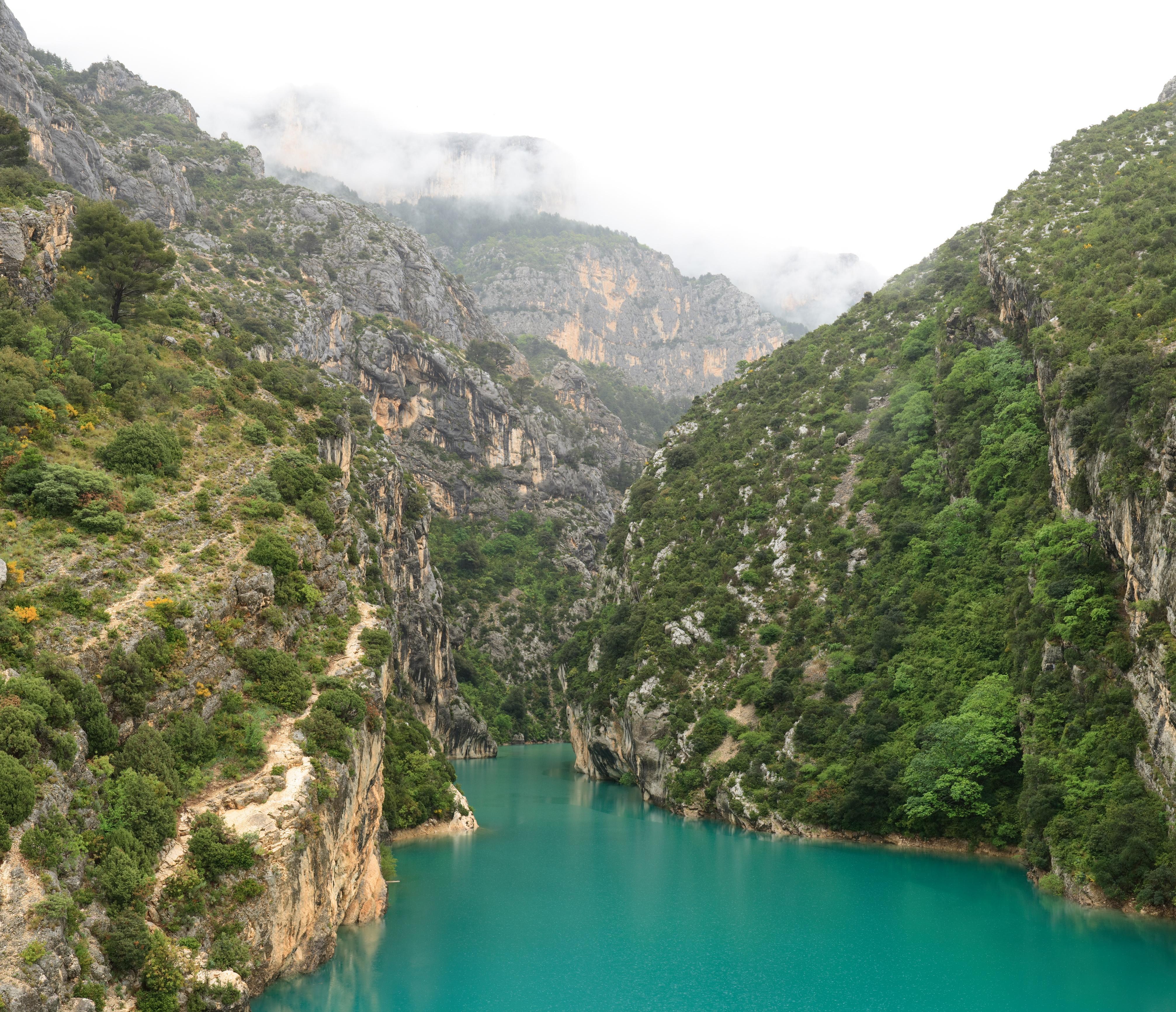 File gorges verdon barrage sainte wikimedia for Camping sainte croix du verdon avec piscine