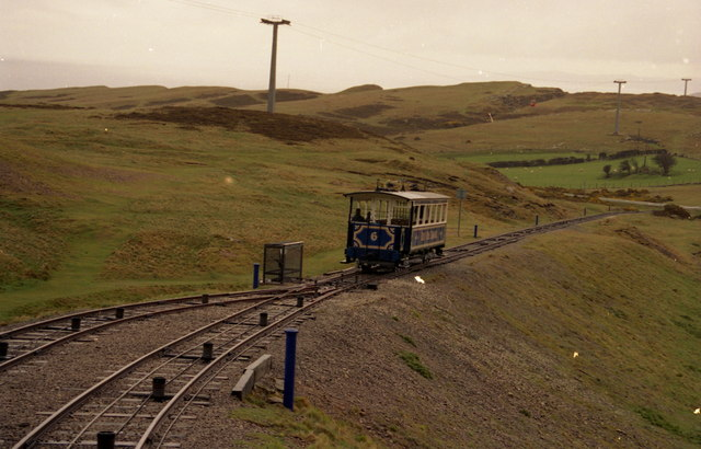 File:Great Orme Tramway. Llandudno, North Wales - geograph.org.uk - 133000.jpg