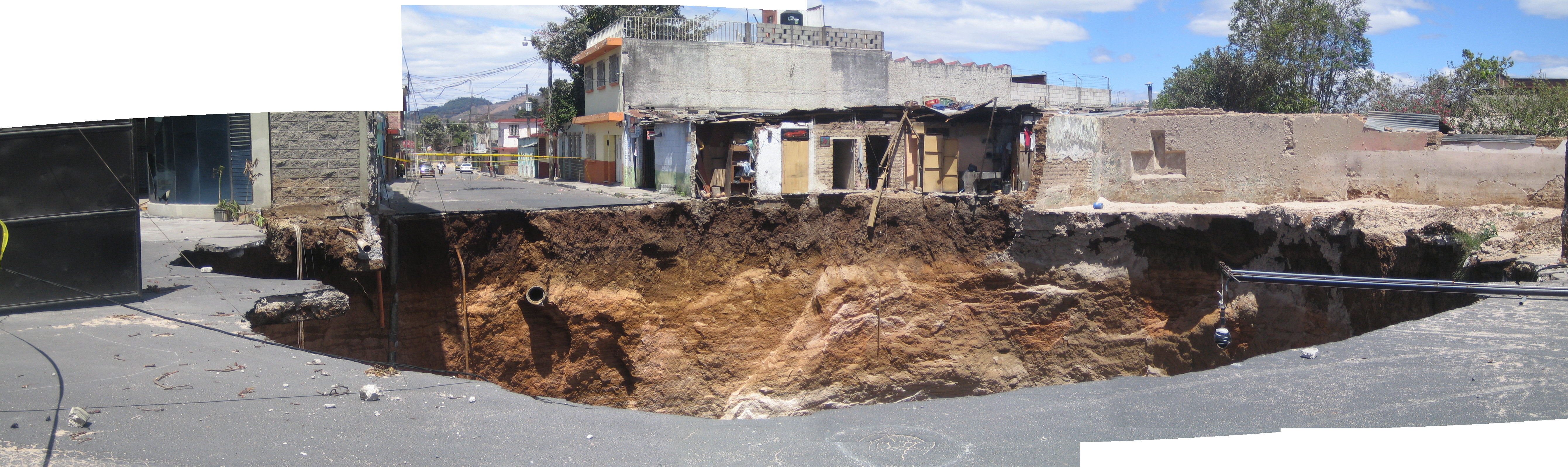 2010 Guatemala City sinkhole  Wikipedia
