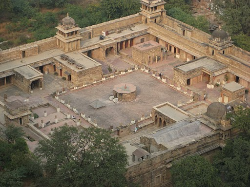 Gwalior Fort Museum or Gujari Mahal or Gujari Palace, Gwalior Fort