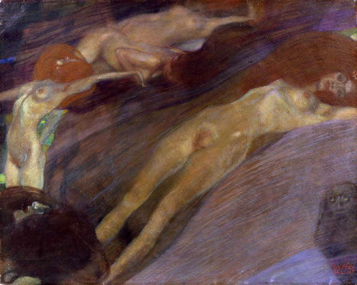 Résultats de recherche d'images pour «gustav klimt paintings nude»
