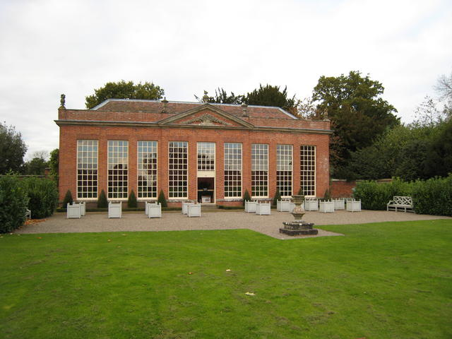 Hanbury Hall Orangery - geograph.org.uk - 599913