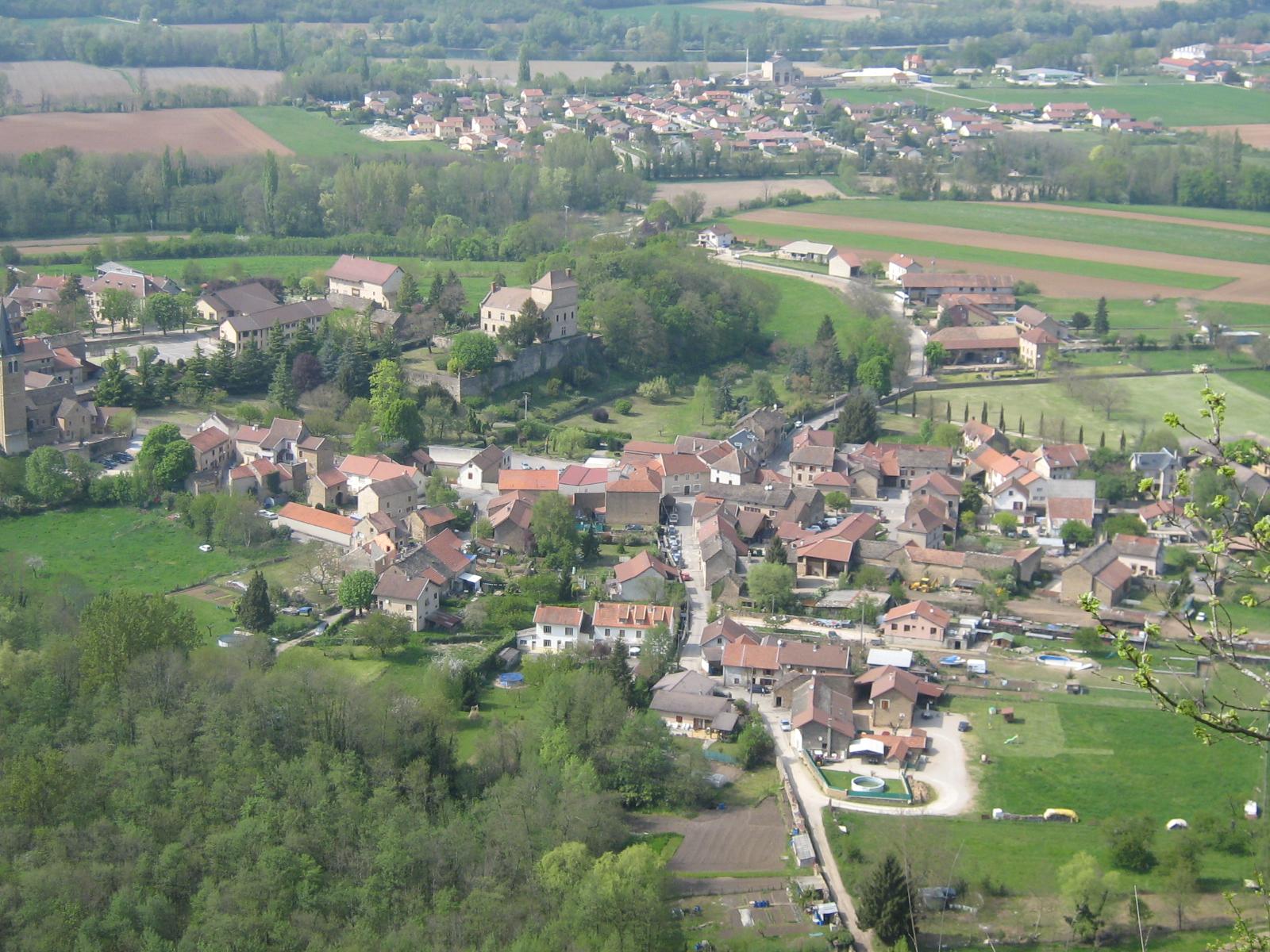 Hières-sur-Amby