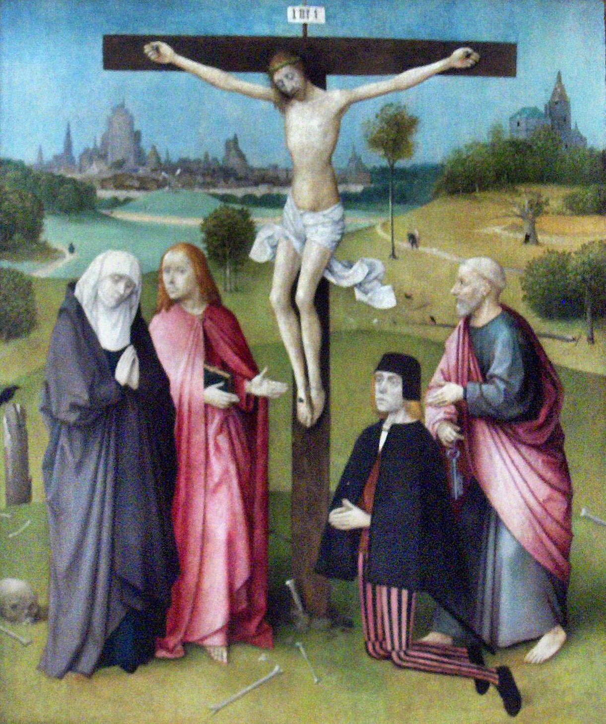 Bosch Crucifixion