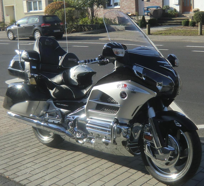 Honda Goldwing Motorcycle Lift