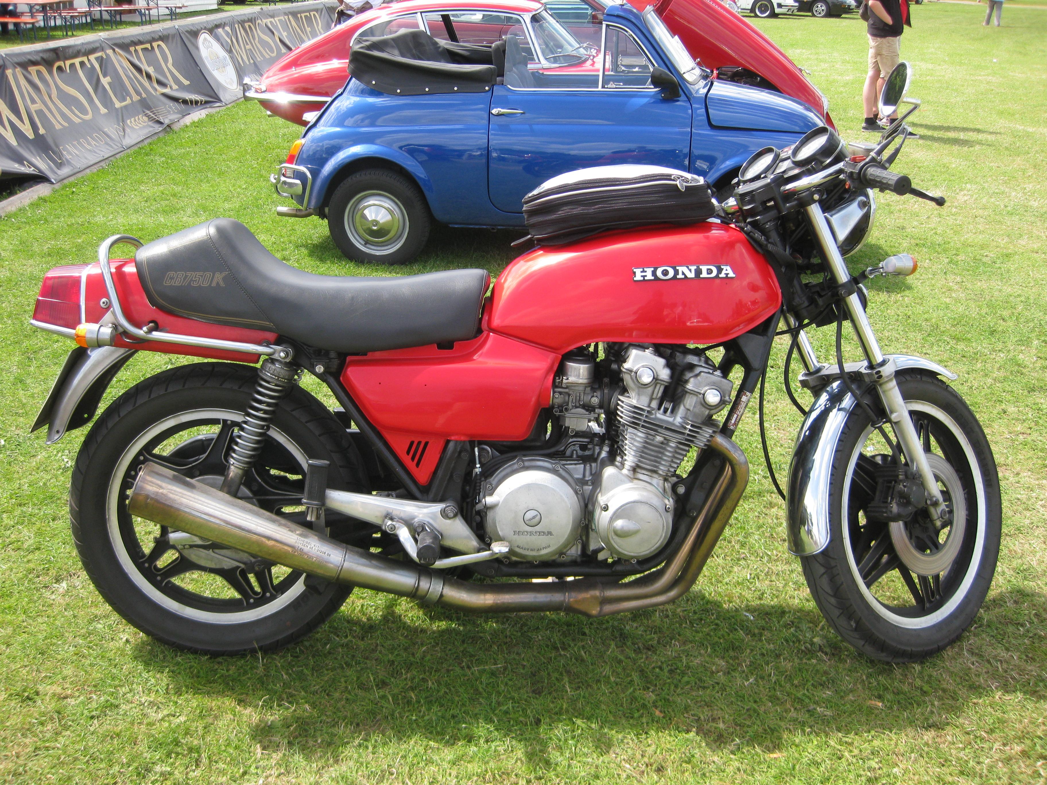 Honda CX — Wikipédia