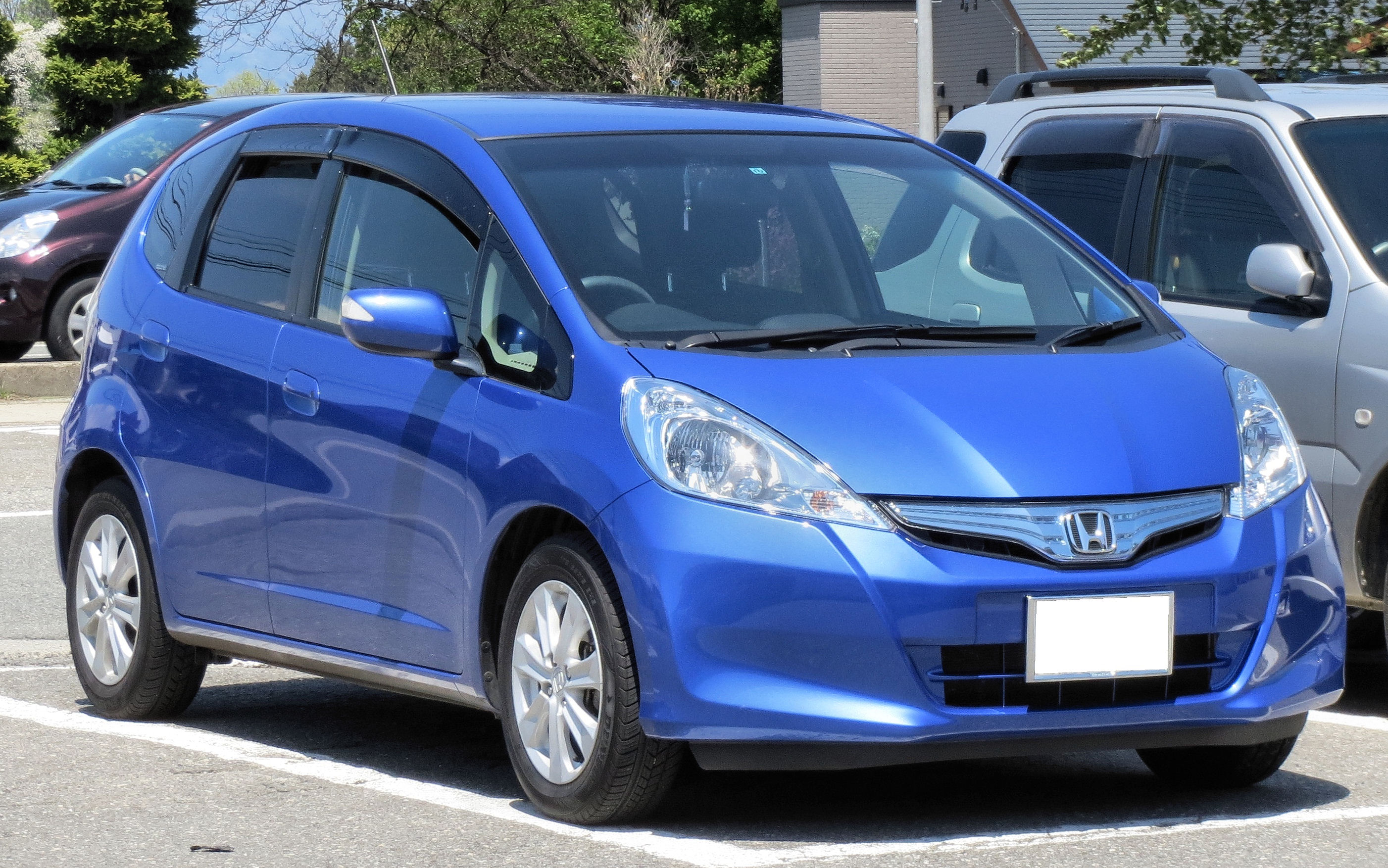 Image Result For Honda Fit Hybrid