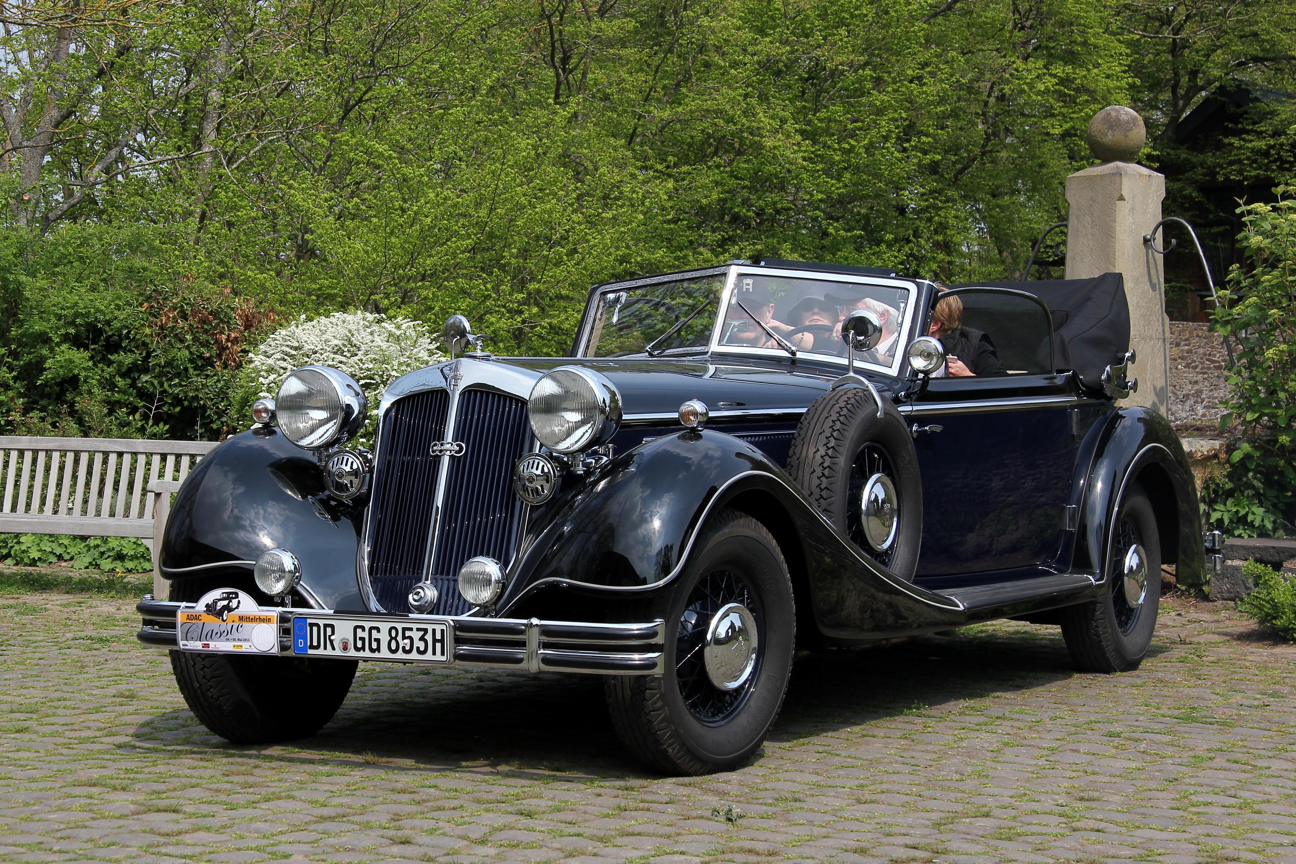 File Horch 853 Bj 1936 2013 05 04 Jpg Wikimedia Commons