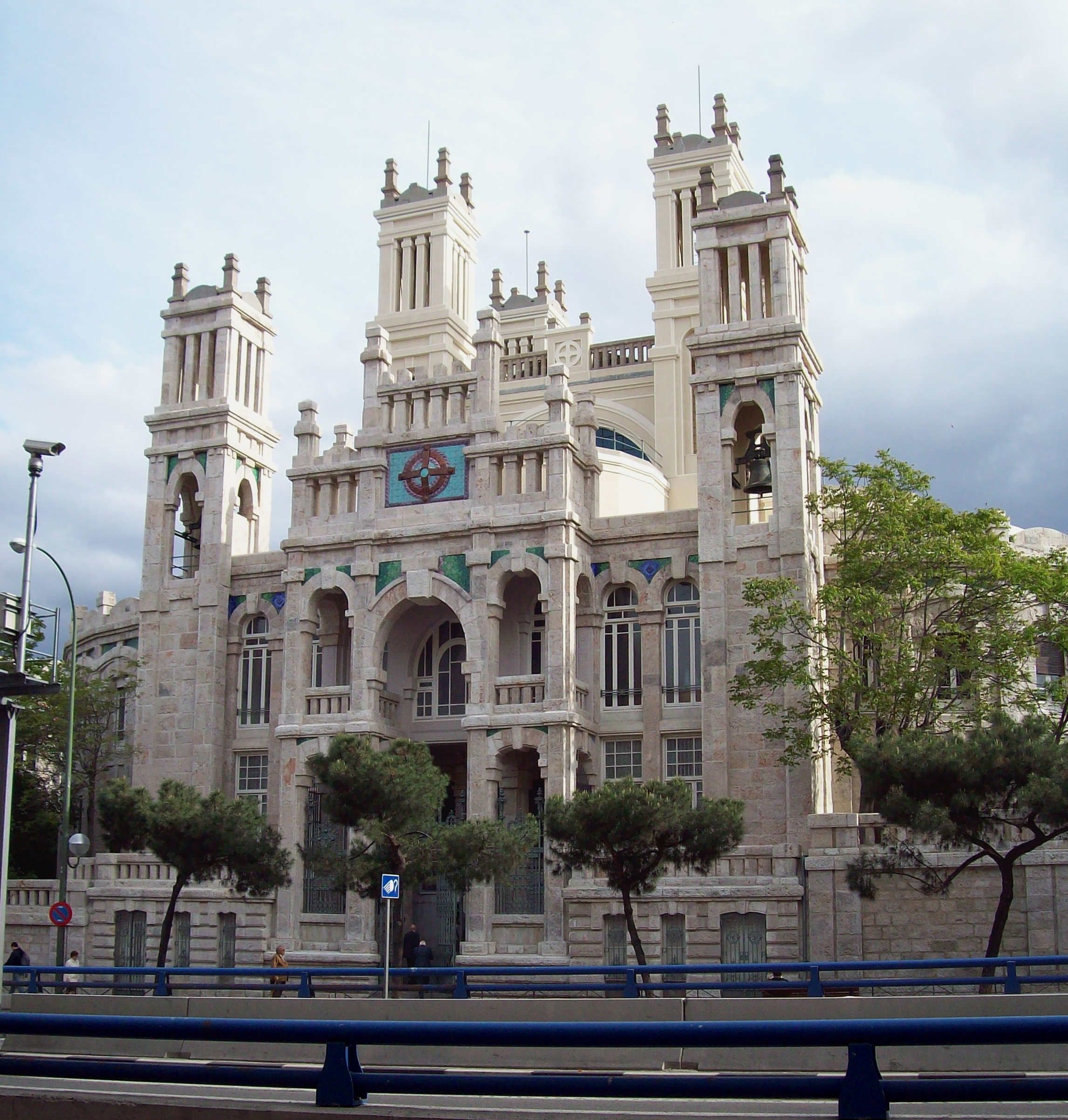 Hospital De Dia Madrid Of File Hospital De Maudes Madrid Wikipedia