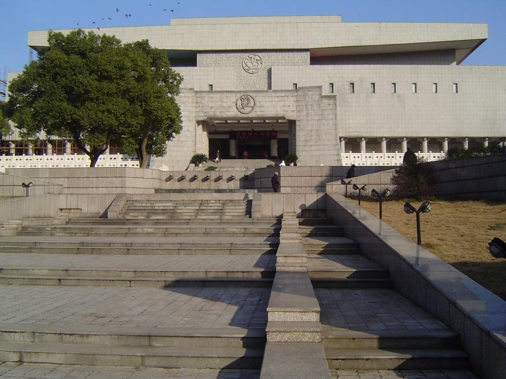 Hunan Provincial Museum in Changsha