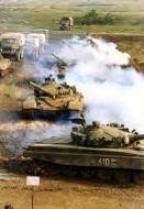 الدبابة Hungarian_T-72_tanks