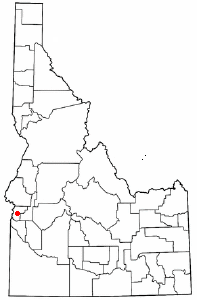 Loko di New Plymouth, Idaho