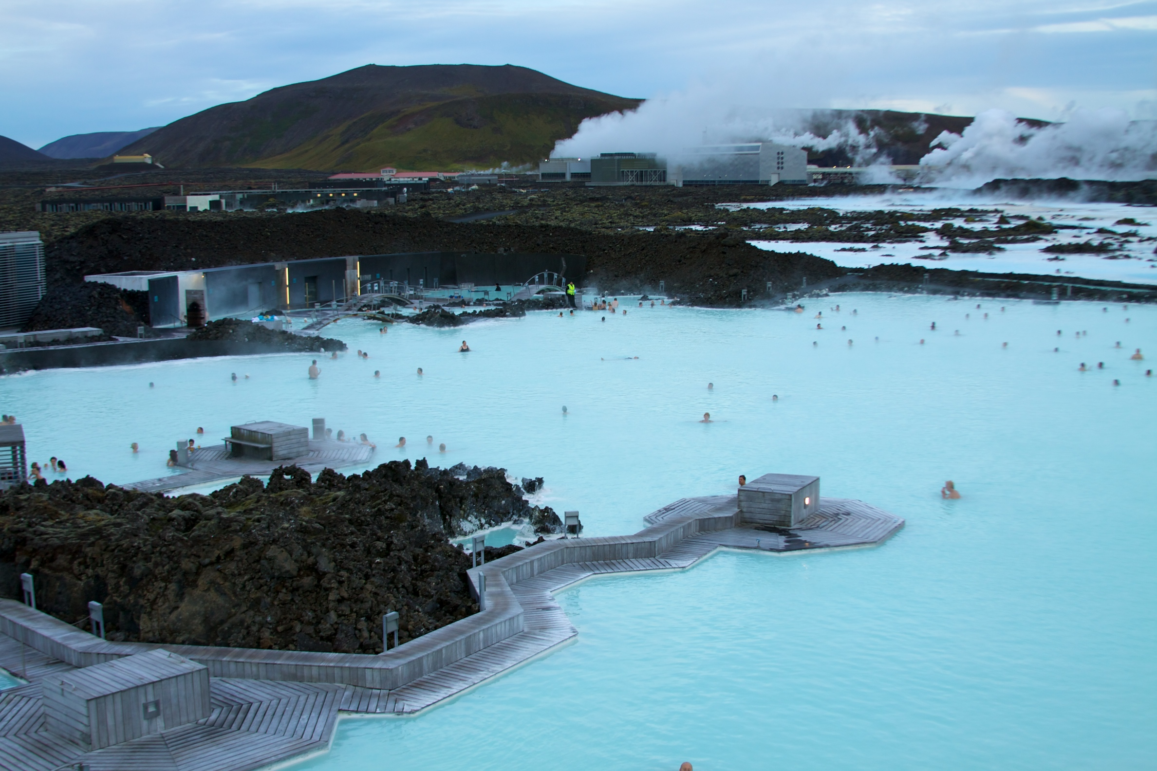 Iceland: HS Orka Looking Into Blue Lagoon Geothermal Spa Sale