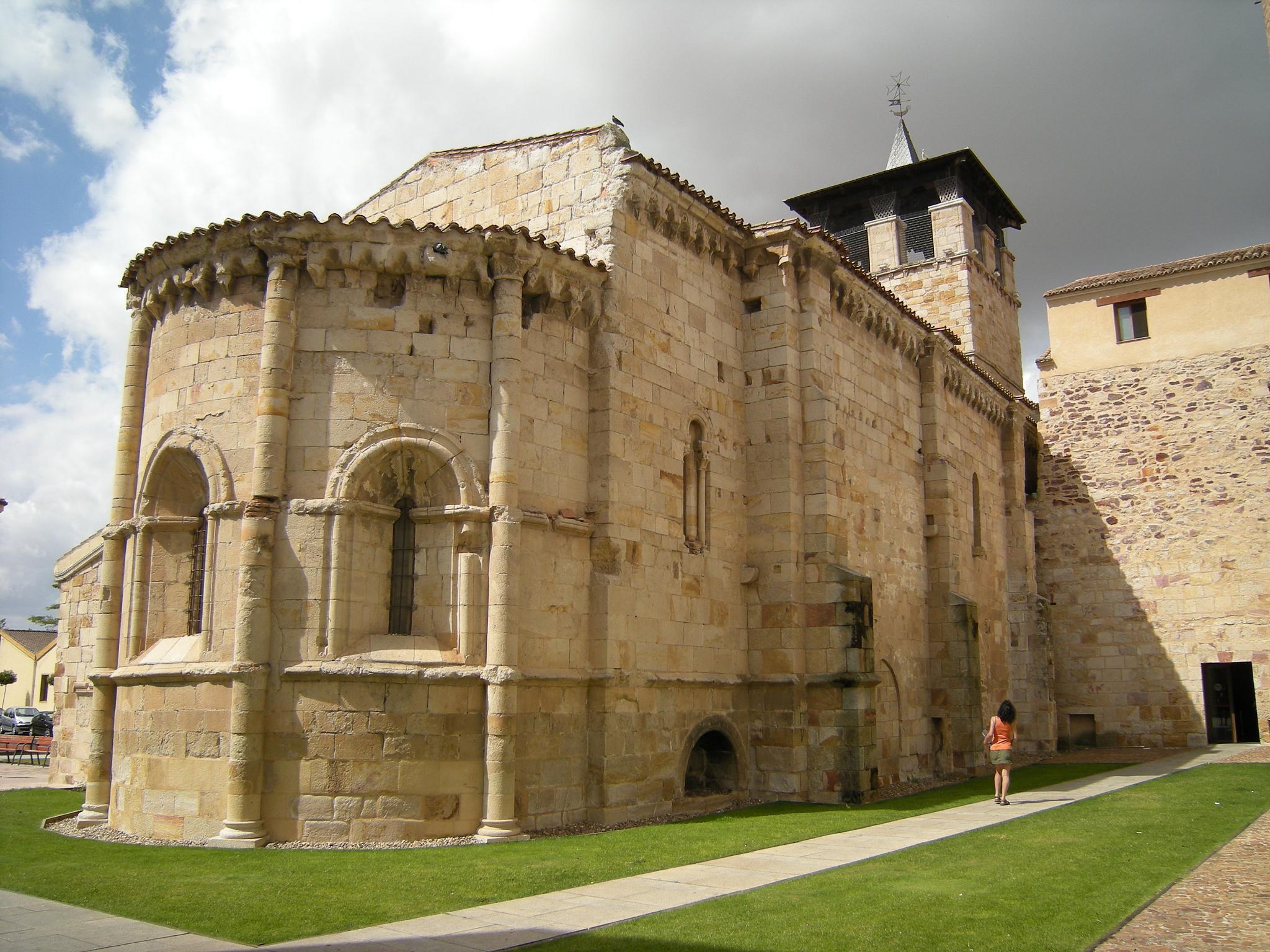 Resultado de imagen de Santa María de la Horta Zamora