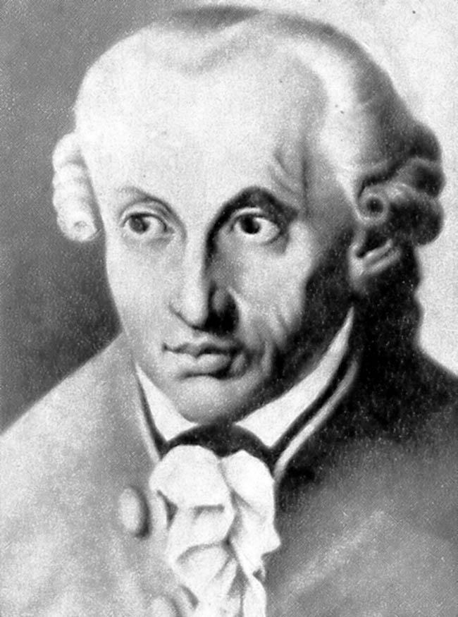 Immanuel Kant Critical Essays