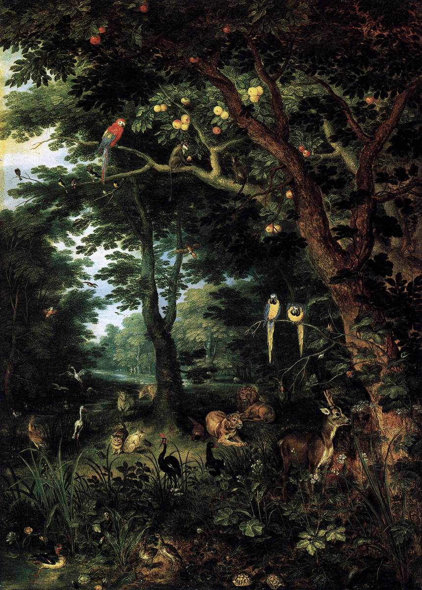 http://upload.wikimedia.org/wikipedia/commons/2/2f/Jan_Breughel_%28II%29_-_Paradise_-_WGA03607.jpg