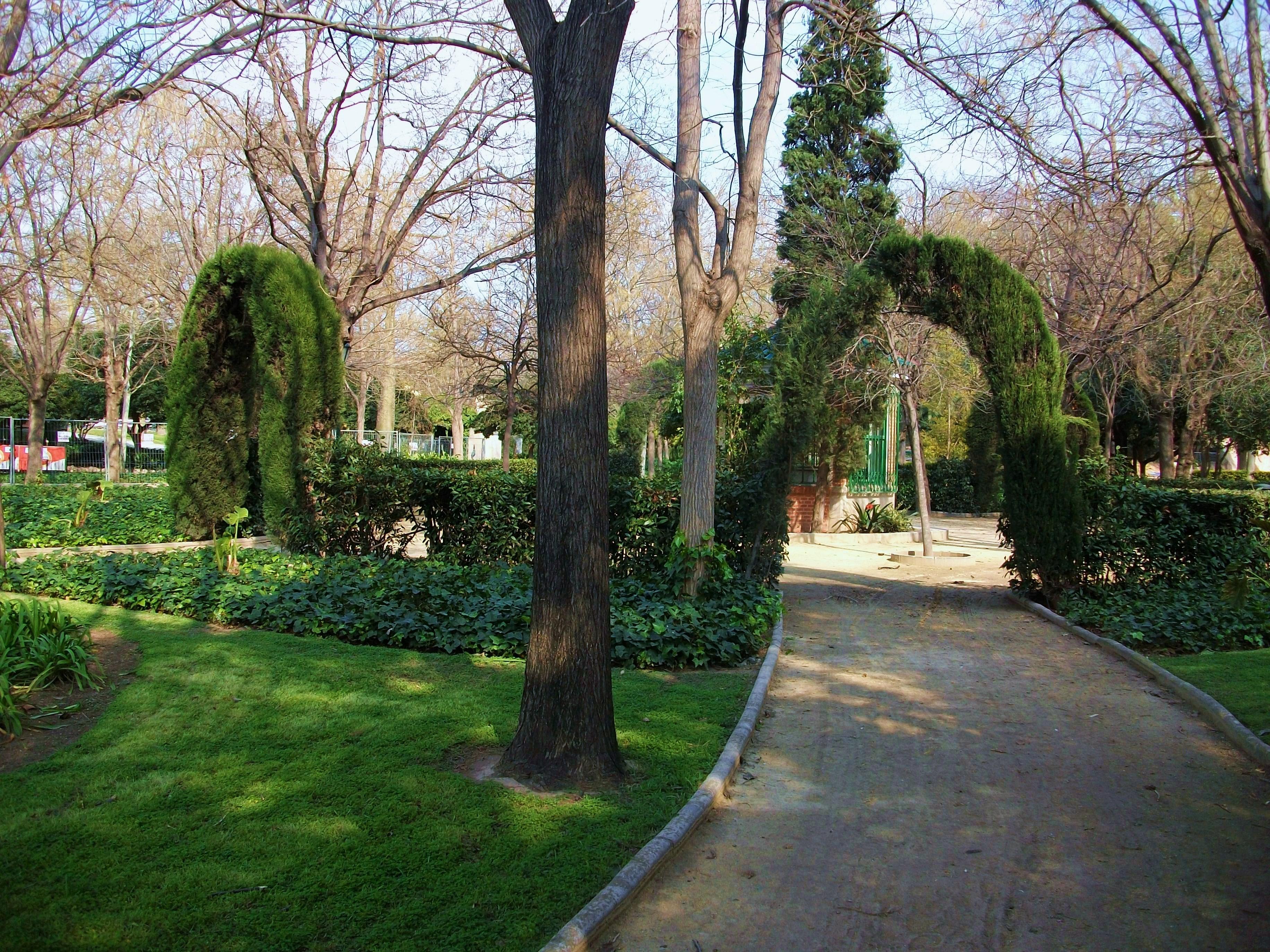 File jardins del real o de vivers val ncia jpg - Jardines valencia ...