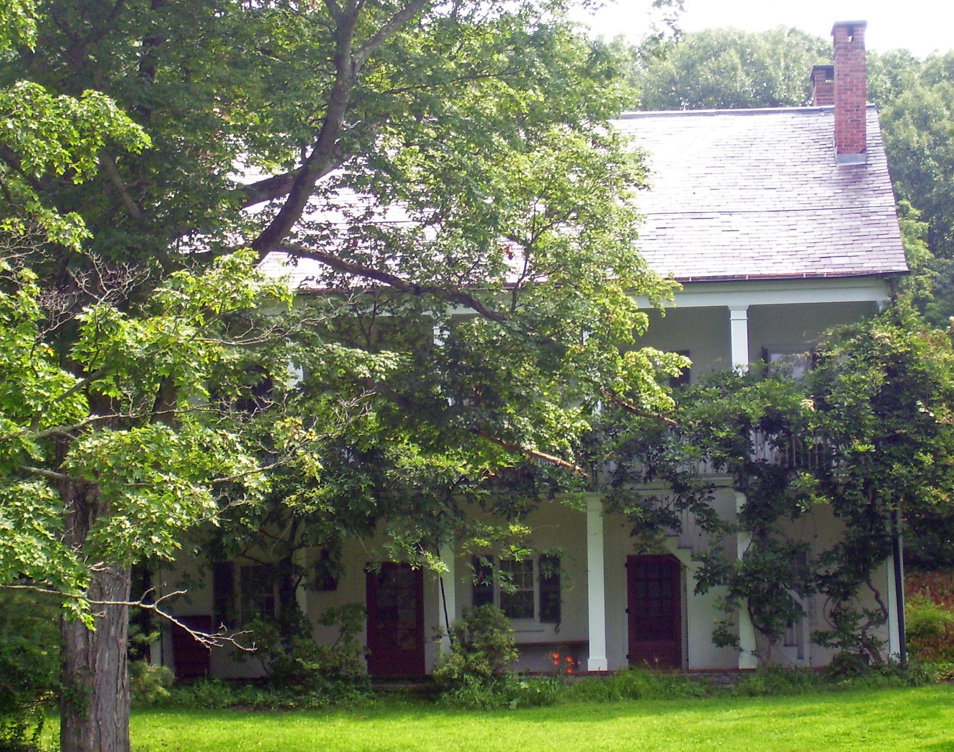 File John Hendricks House Staatsburg Wikimedia