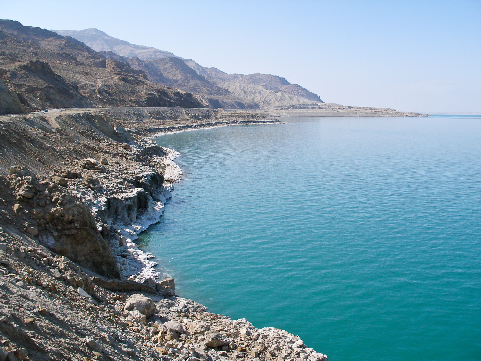 Dead Sea Jordan  city photos gallery : Jordan Dead sea Wikimedia Commons