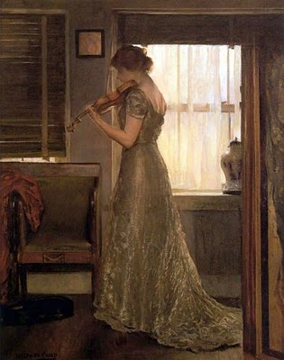 Joseph DeCamp The Violinist
