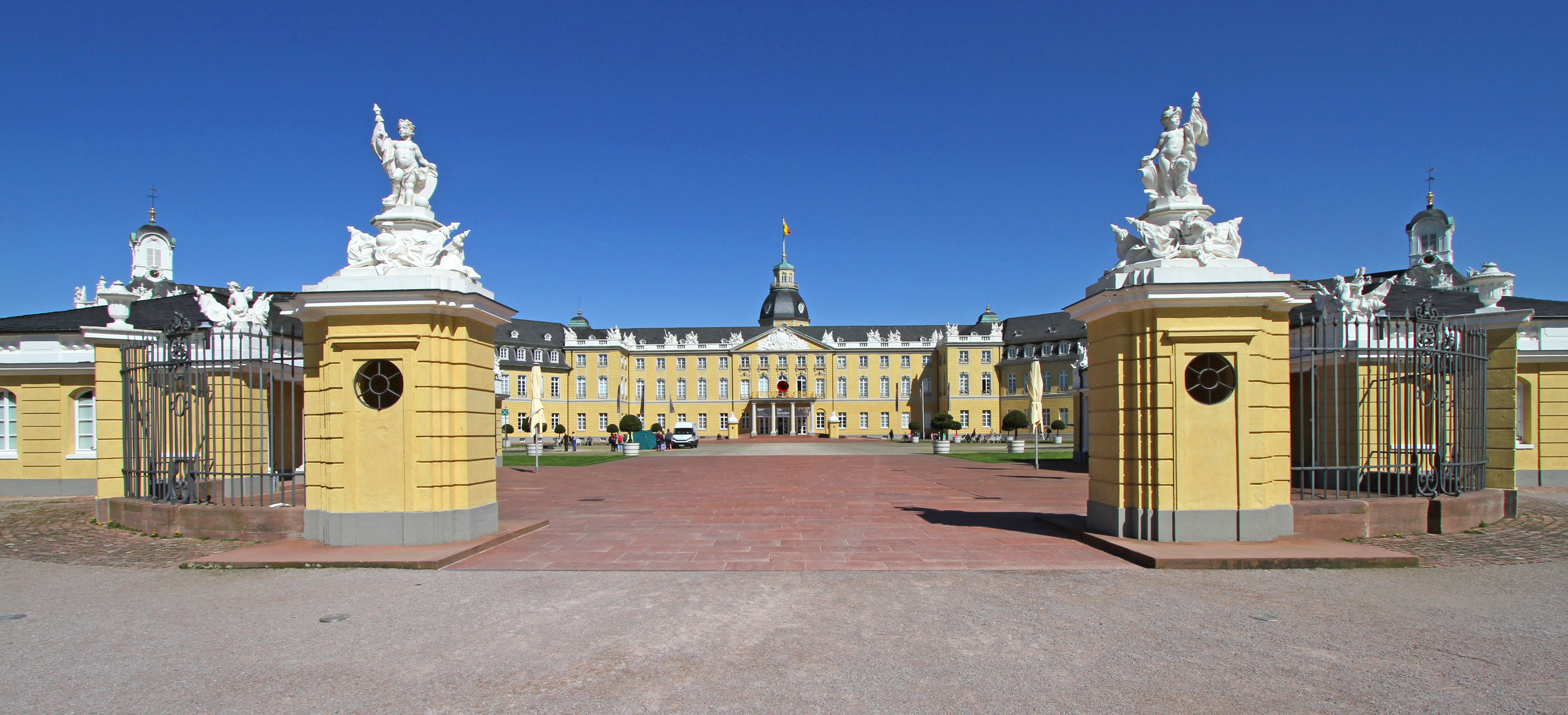 Wikipedia Karlsruhe