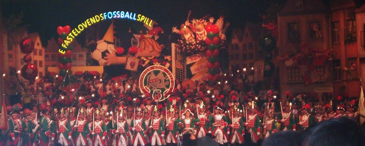 Karnevalssitzung am 22. Februar 2006 im Gürzenich