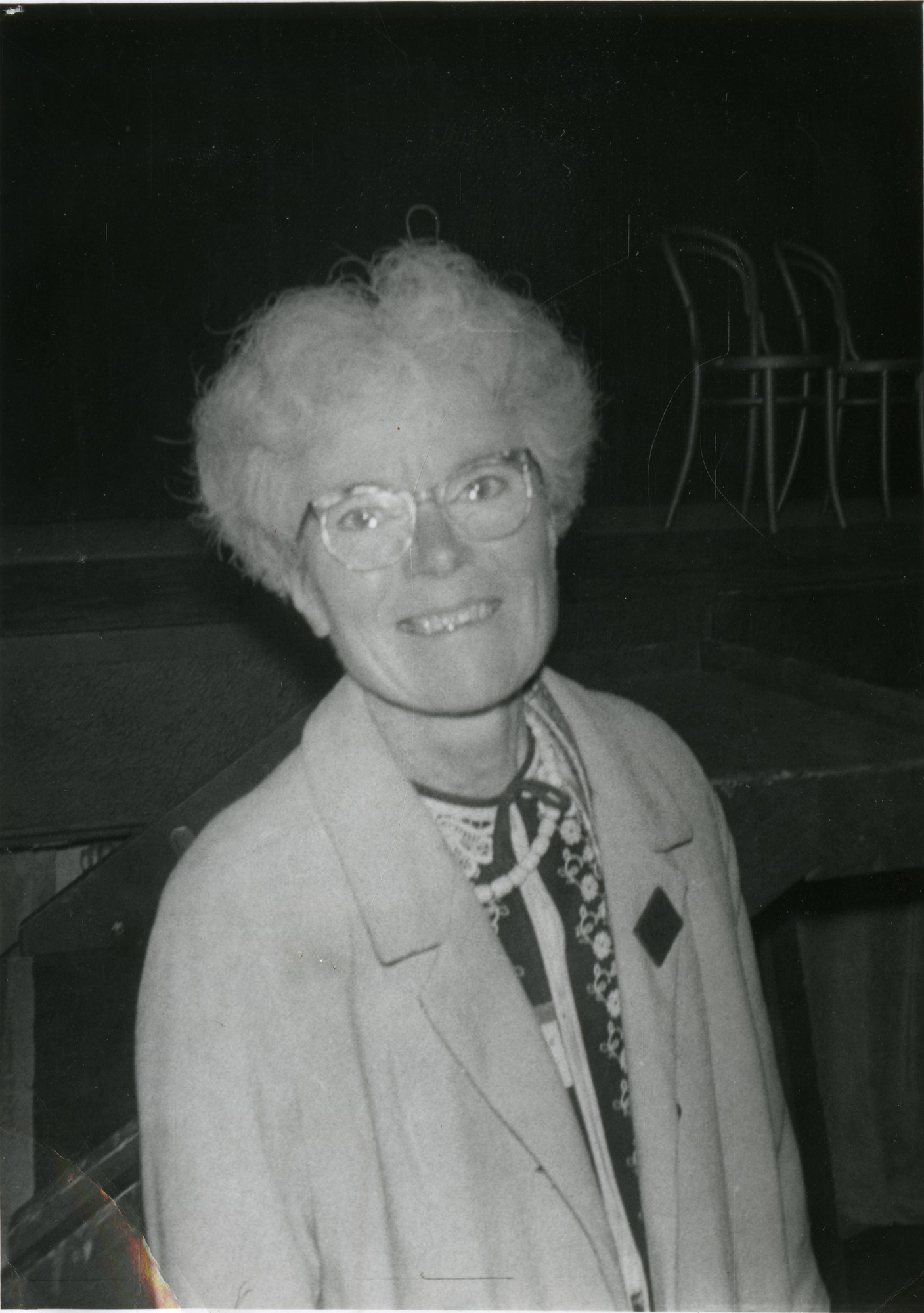 Image of Dame Kathleen Lonsdale from Wikidata