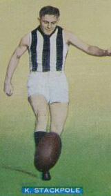 Keith Stackpole (footballer) Australian rules footballer