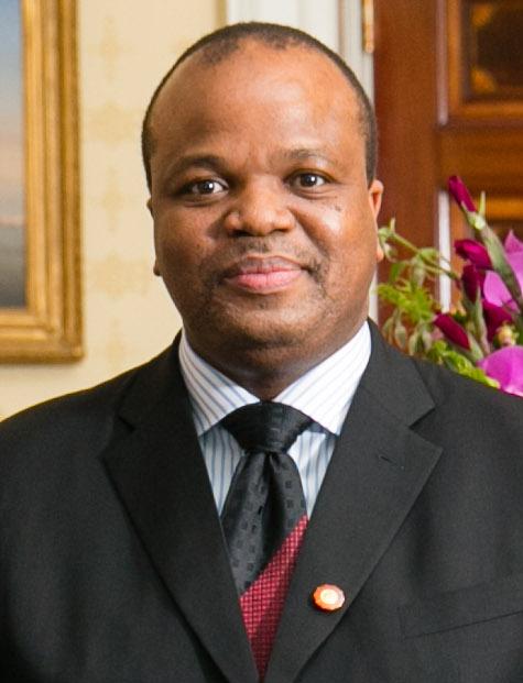 Mswati III, King of Swaziland