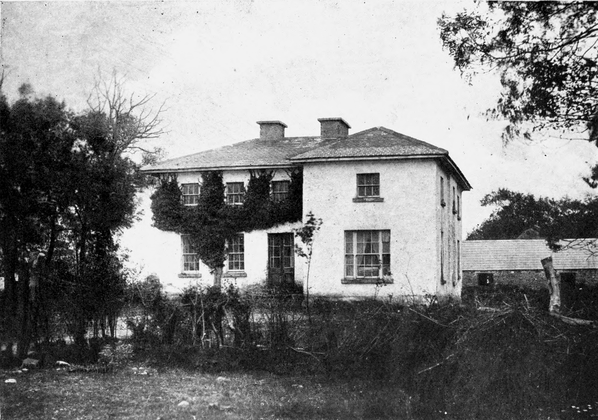 File:Kitchener\'s birthplace, Gunsborough house, near Listowel ...