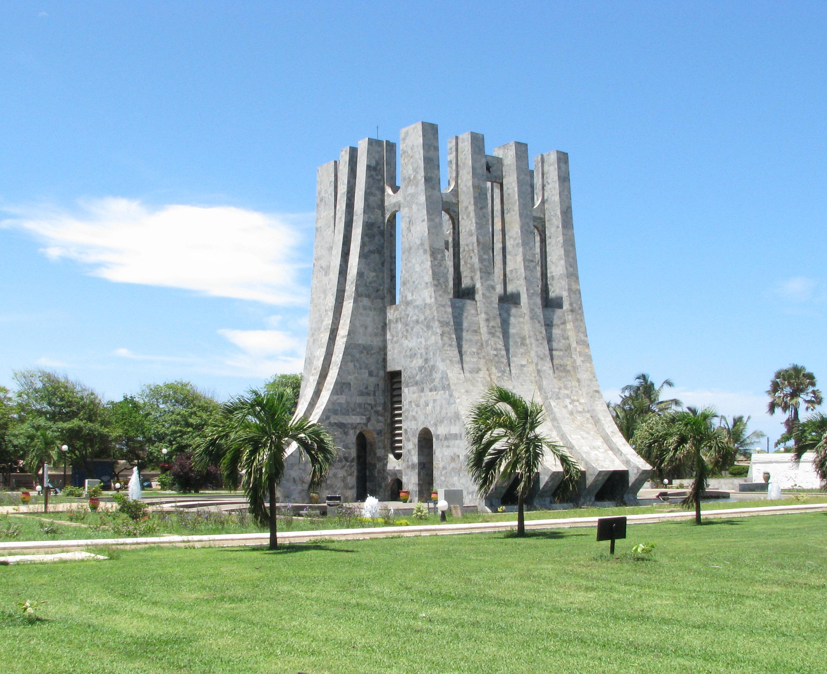File:Kwame Nkrumah Mausoleum in Accra Ghana, May 2008.jpg ...