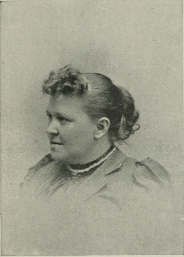 LIBBIE C. RILEY BAER A woman of the century (page 821 crop).jpg