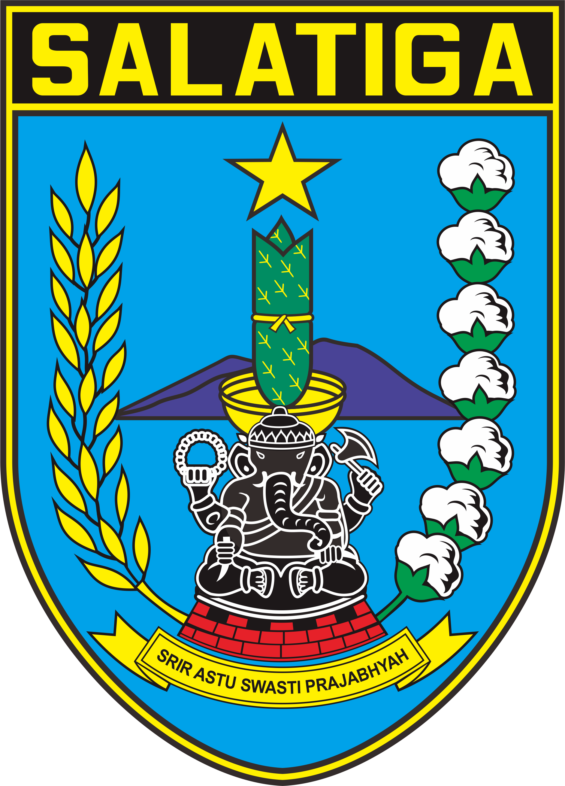 Berkas Lambang Kota Salatiga Png Wikipedia Bahasa Indonesia Ensiklopedia Bebas