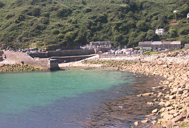 Lamorna Cove - geograph.org.uk - 847500