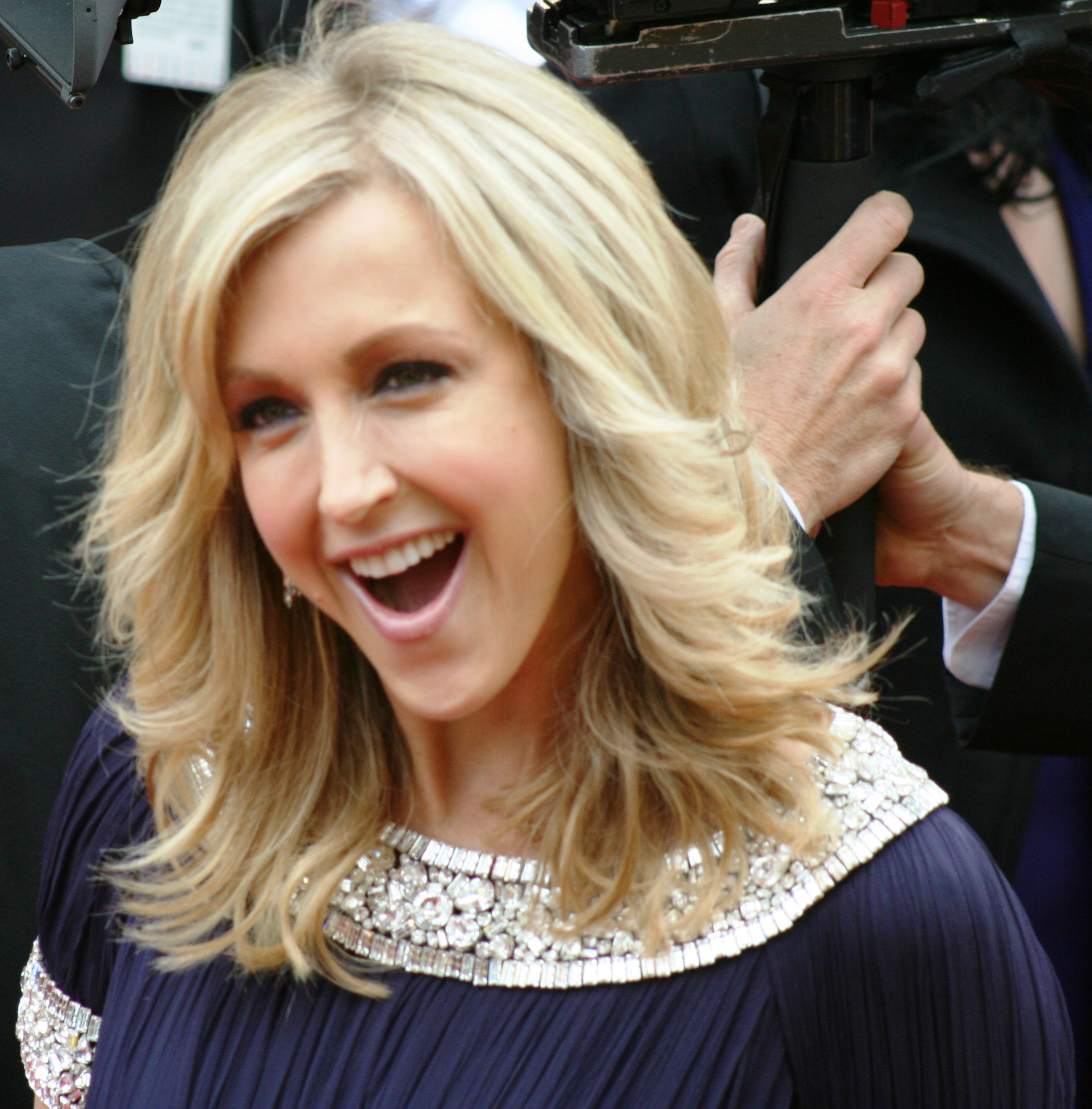 The 49-year old daughter of father Richard von Seelen and mother Carolyn von Seelen Lara Spencer in 2019 photo. Lara Spencer earned a  million dollar salary - leaving the net worth at 6 million in 2019