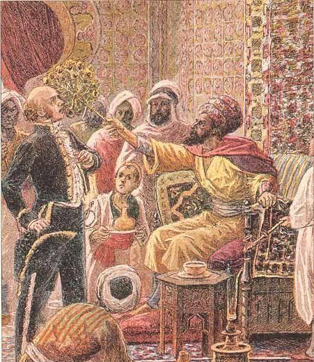 Le coup d eventail 1827