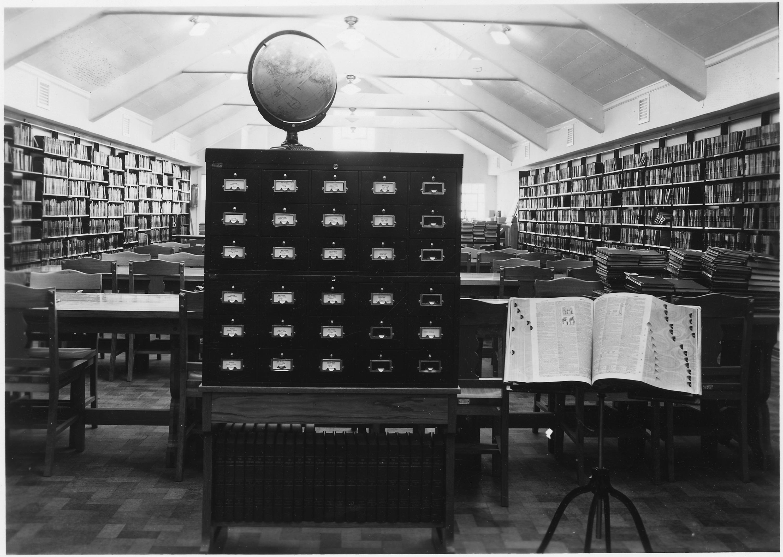 Bibliothèque d'une prison