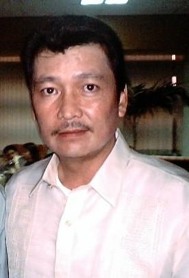 """Philippine Senator Manuel """"Lito"""" Lapid"""
