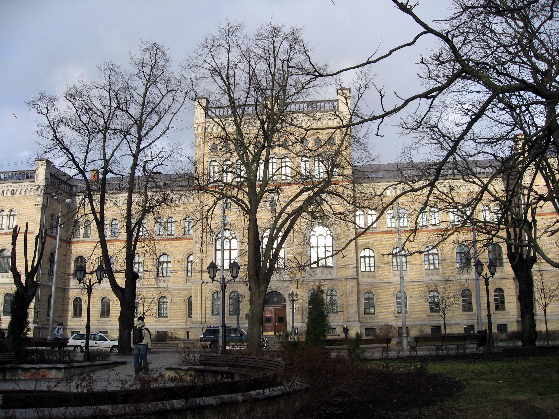image of University of Latvia