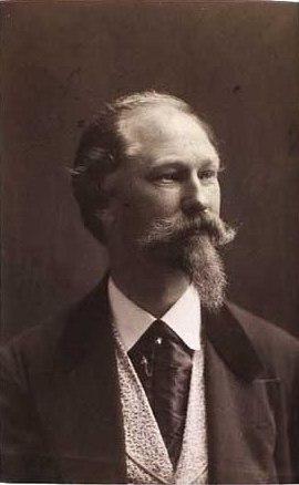Image of Ludvig Grundtvig from Wikidata